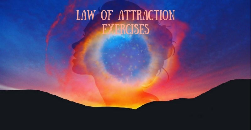 law of attraction exercises