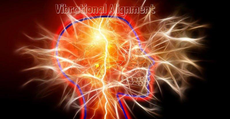 vibrational alignment