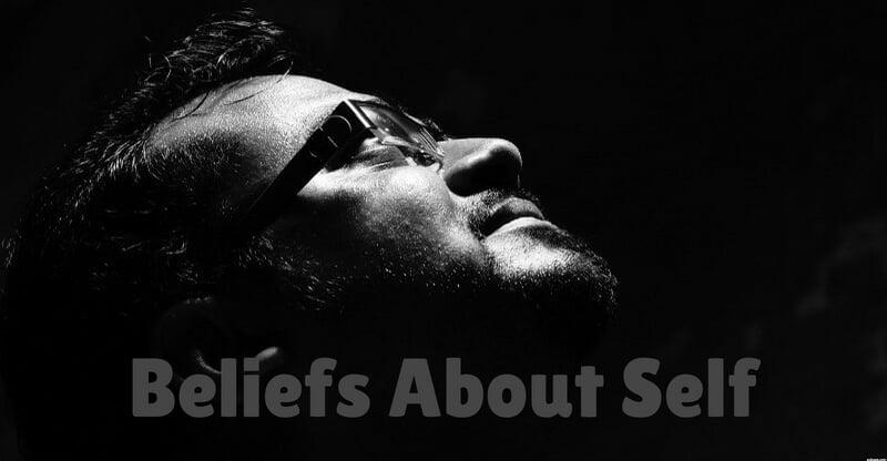 beliefs about self