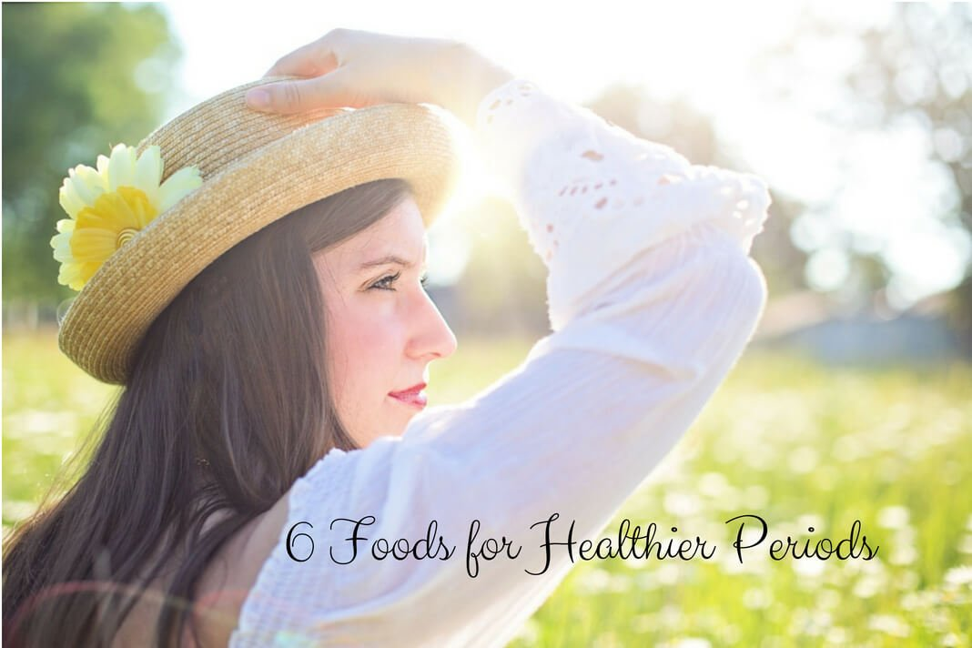 foods for healthier periods