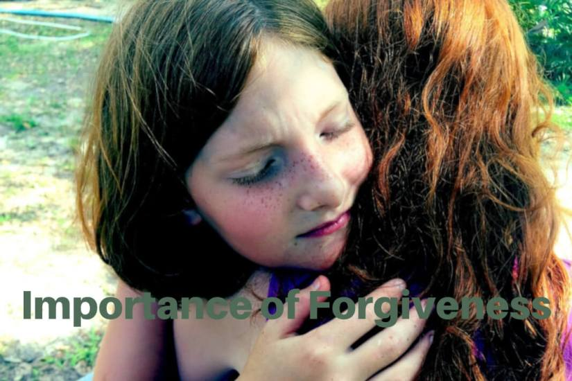 importance of forgiveness