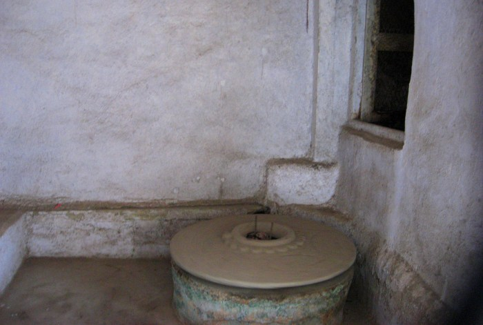 Panchakki Grinding Wheel