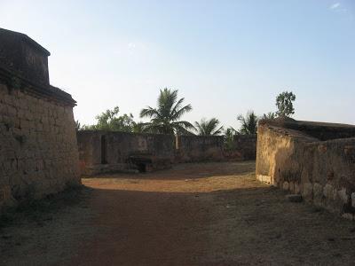 Devanahalli Fort walk
