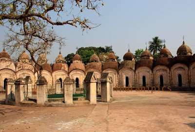 Shiva Temples in Ambika Kalna