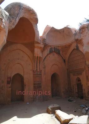 Motichur Masjid in Birbhum