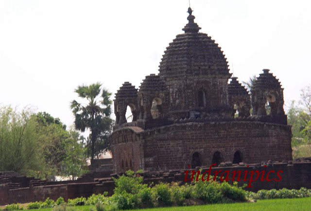 Laterite temple of Gokulnagar