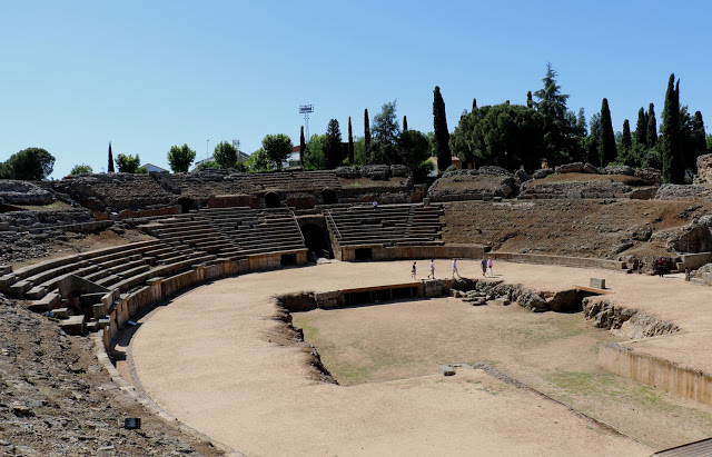 Roman Theater Merida