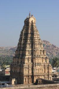 Virupaksha Temple 1