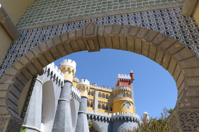 Sintra Pena palace 3