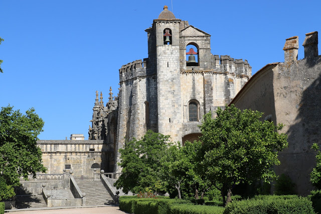 Main Church of Convent of Christ, Tomar