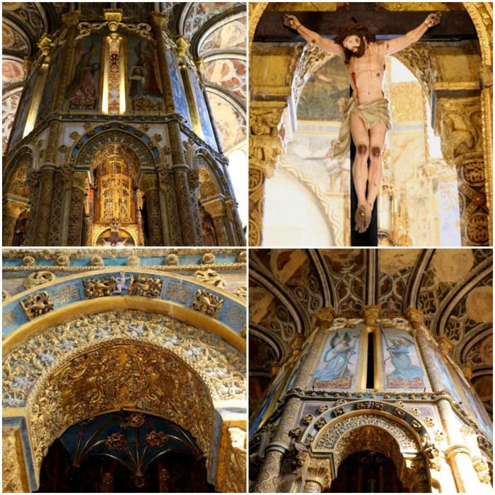 Tomar Church Interiors