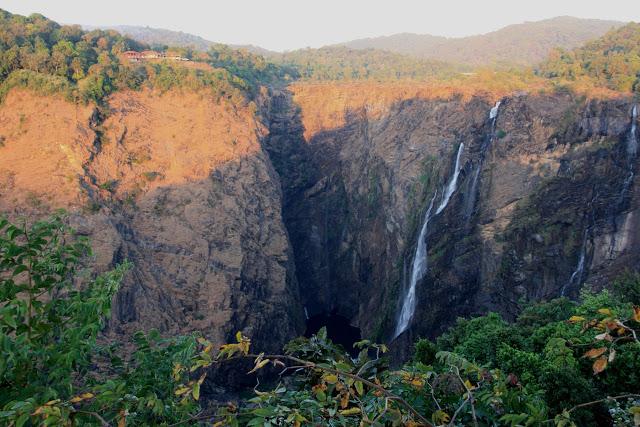 Mighty Jog Falls indrani
