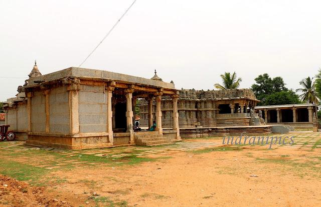 Lakshminarasimha Temple Javagal 1