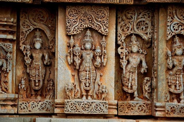 Veeranarayana Temple Exteriors 1