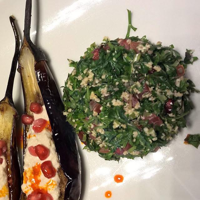 Best Israeli Dishes Tabbouleh Salad
