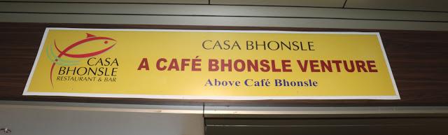 Casa Bhonsle restaurant