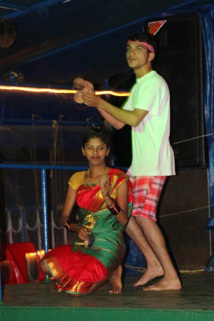 traditional dance dinner cruise in Goa