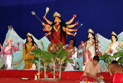 Assamese Association Durga Pujo
