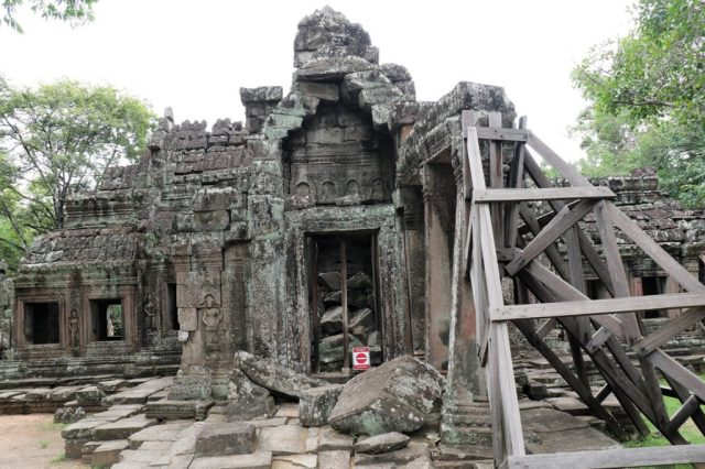 Banteay Kdei 3rd enclosure