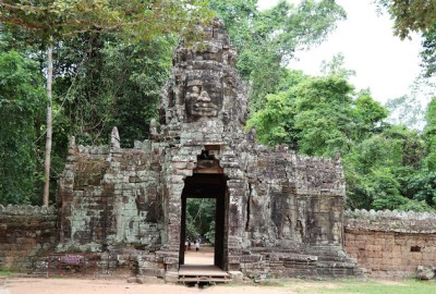 Banteay Kdei Temple Tour