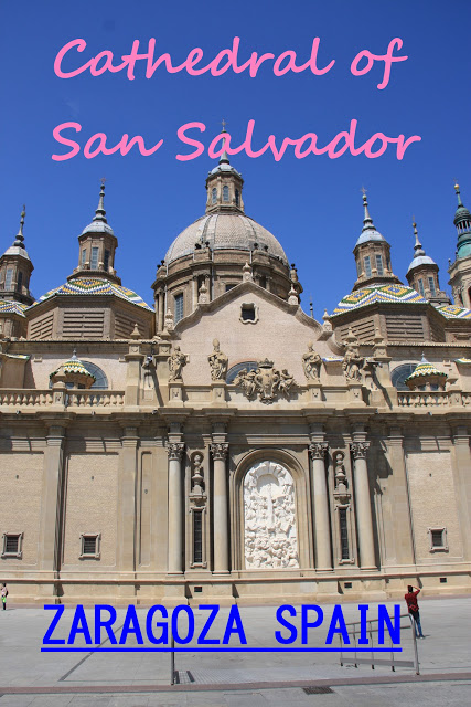 Cathedral of San Salvador, Zaragoza, Spain