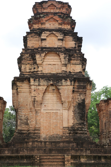 Central Tower Prasat Kravan
