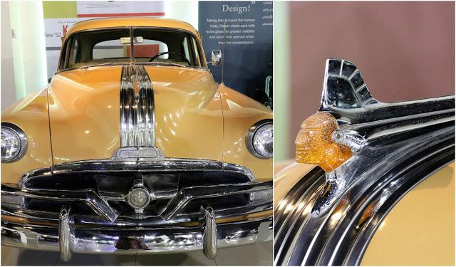 Classic Cars Museum Pontiac