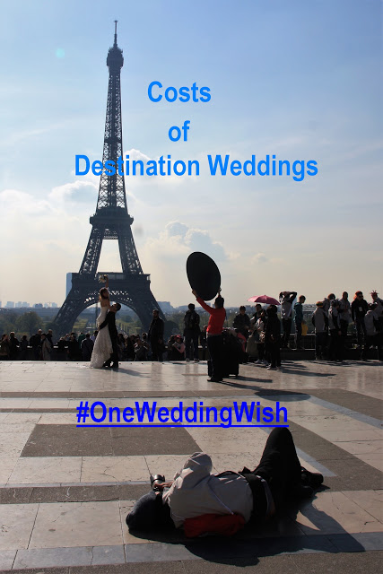 Costs of Destination Wedding