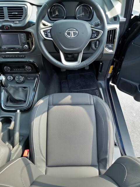 Driver's seat Tata Hexa