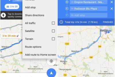 How Google Maps Help you