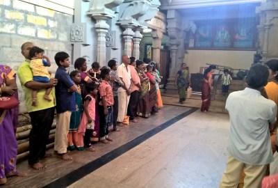 Gunaseelam Temple Trichy