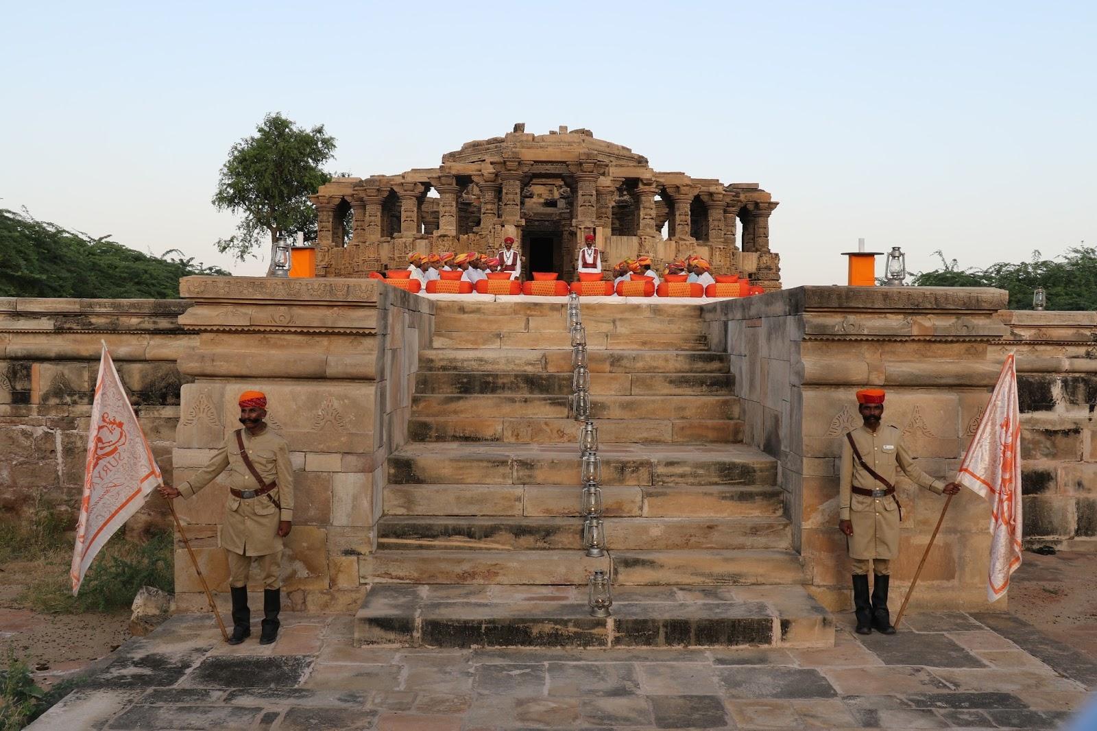 Kiradu Temple Barmer
