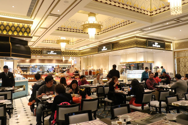 Le Buffet Parisian Macao