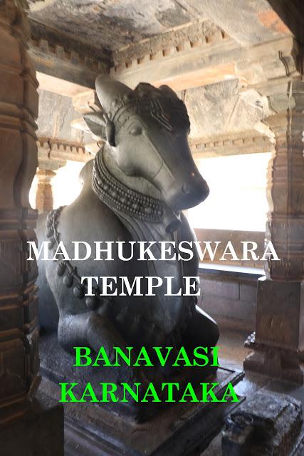 madhukeswara-temple-banavasi-karnataka