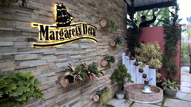 Margaret's Deck Kurseong
