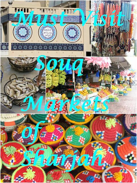 Must Visit Souq Markets of Sharjah