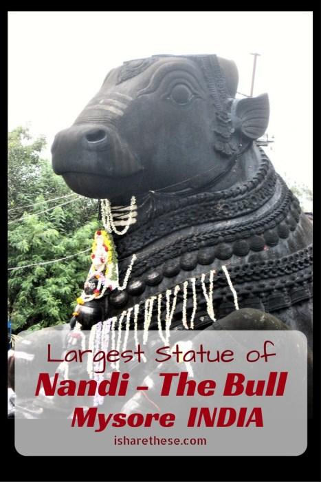 Nandi - The Bull