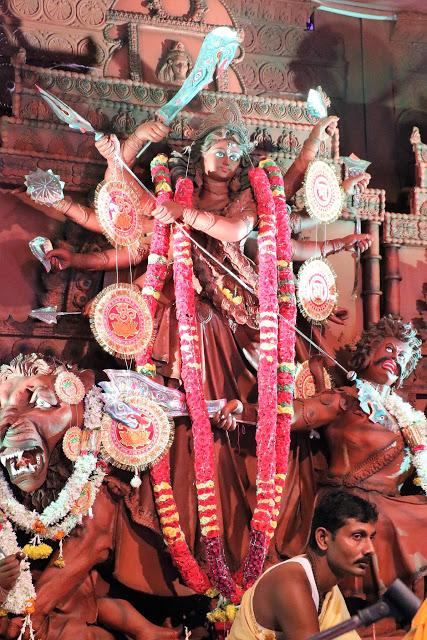 Oikotan Hebbal Durga Puja 2017