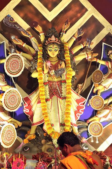 Must See Bangalore Durga Puja