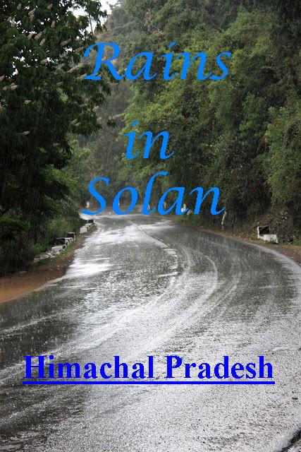 Rains in Solan_1