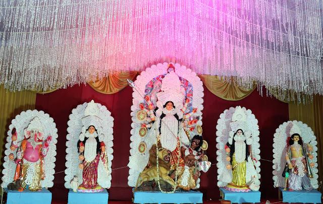 Sarathi Durga Pujo