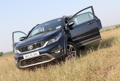 Tata Hexa Outdoors