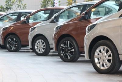 Tata Tigor test drive