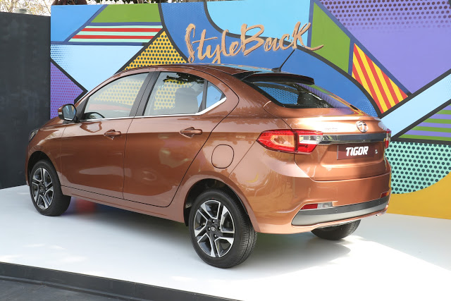 Tata Tigor Features and Test Drive Review
