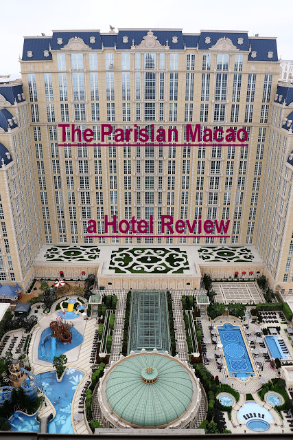 The Parisian Macao - a Hotel Review