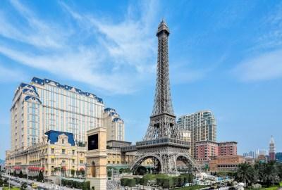 The Parisian Macao exterior