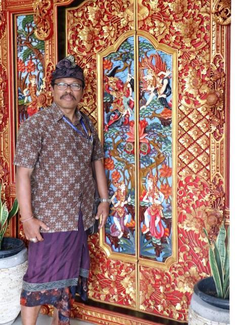 Tour Guide in Bali