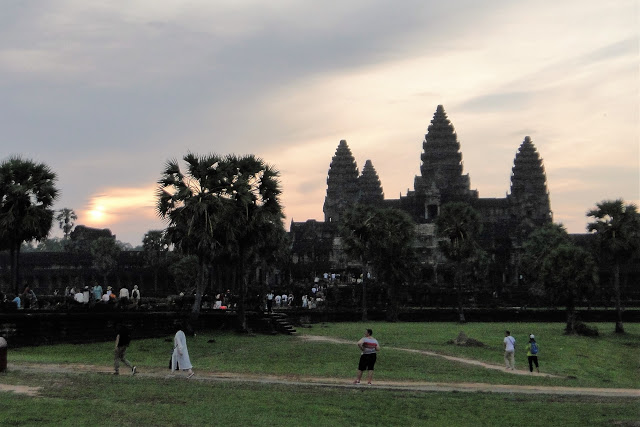 Visit to Angkor Temples Siem Reap