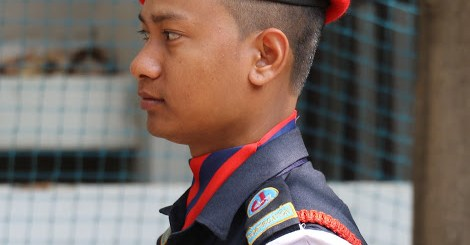 Faces of India secutiry guard