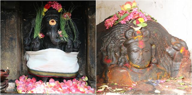 small-shrines-at-someshwara-temple-halasuru